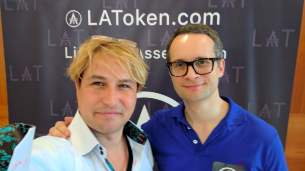 Life after ICO: LAToken turned out scam not blockchain (Valentin Preobrazhenskiy and the Biznes Molodost)—part 3